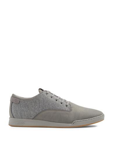 Aldo Nerrawia Streetwear Sneakers-GREY-7.5