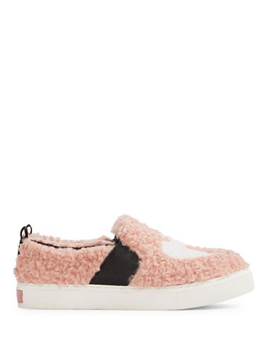 Aldo Loveawen Low Top Sneakers-PINK-8.5