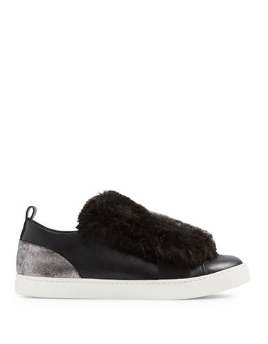 Aldo Athelina Low Top Sneaker-BLACK-7