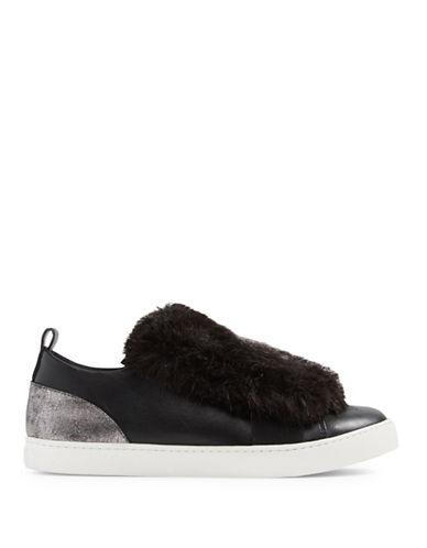 Aldo Athelina Low Top Sneaker-BLACK-8.5