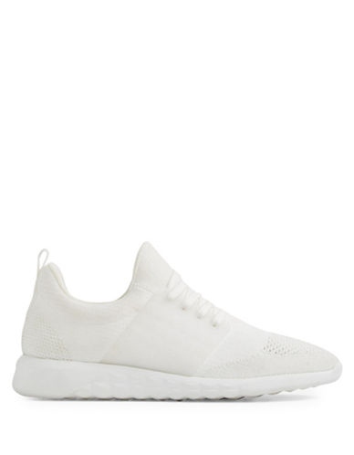 Aldo MX Jogger Sneakers-WHITE-7.5