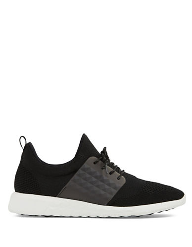 Aldo MX Jogger Sneakers-BLACK-12