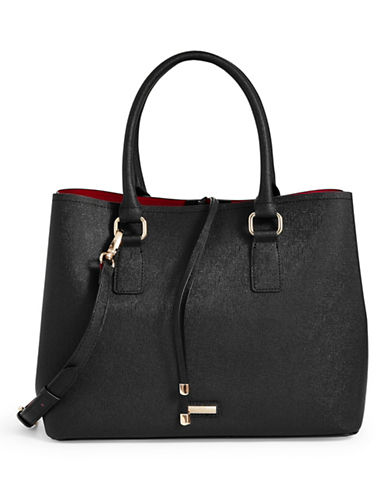 Aldo Aqualina Tote Bag-BLACK-One Size