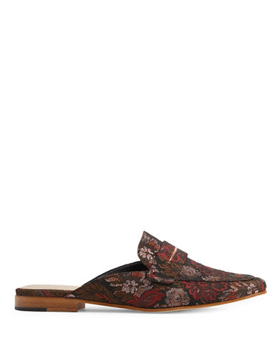 Aldo Shahan Dress Mules-BORDEAUX-5