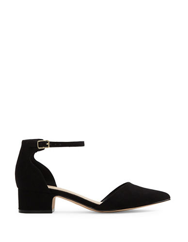 Aldo Zusien Block Heel Pumps-BLACK-8.5