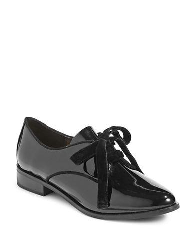 Aldo Gemelli Lace-Up Oxfords-BLACK PATENT-6