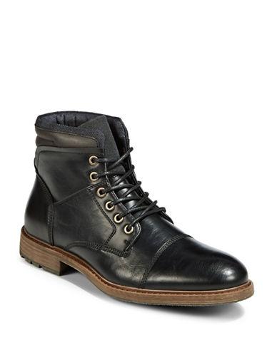 1670 Haymond Ankle Boots-BLACK-EU 43/US 10