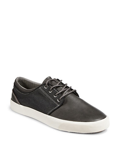 1670 Freomund Lace-Up Sneakers-BLACK-EU 45/US 12