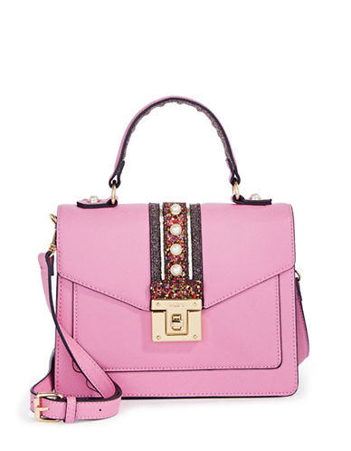 Aldo Whipster Top-Handle Bag-PINK-One Size