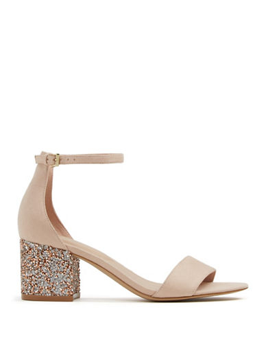 Aldo Victoria Ankle-Strap Pumps-LIGHT PINK-9