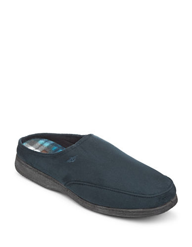 Dockers Nap Slippers-NAVY-11