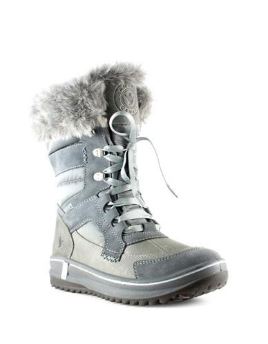 Santana Canada Marta Cold Weather Boots-GREY-7