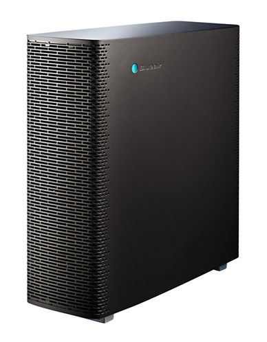 Blueair Sense Plus Air Purifier-BLACK-One Size