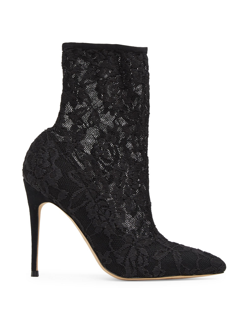 Boots for Women, Booties On Sale, Black, Patent Leather, 2017, 4.5 5.5 Off-white