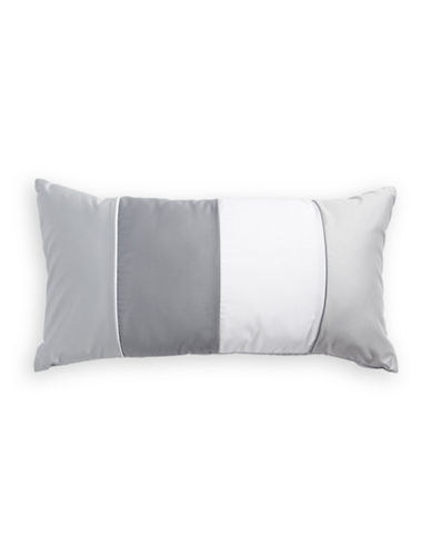 Hotel Collection Modern Frame Decorative Cushion-MULTI-COLOURED-One Size