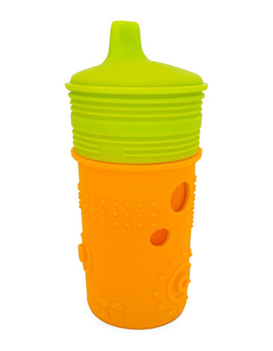 Silikids Siliskin Sippy Cup-ORANGE-One Size