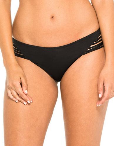 Everyday Sunday Seas The Day Bikini Bottom-BLACK-6