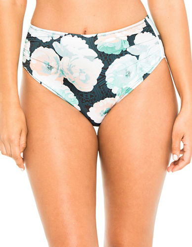 Everyday Sunday Seas The Day High-Waist Bikini Bottoms-C. SEAS THE DAY-14