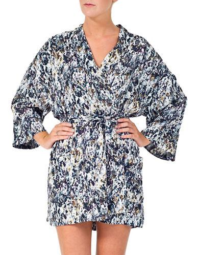 Paper Label Anna Woven Robe-GREY PRINT-Small 87811318_GREY PRINT_Small