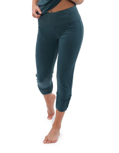 Paper Label Kendall Crop Leggings-BLUE-Small 88515129_BLUE_Small