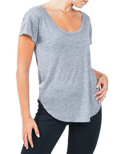 Paper Label Muse Tee-GREY-Small 88587969_GREY_Small