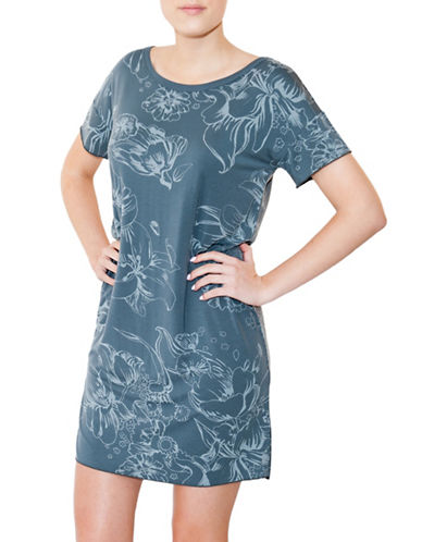 Paper Label Audrey Tunic-DARK GREY-Large 88851248_DARK GREY_Large