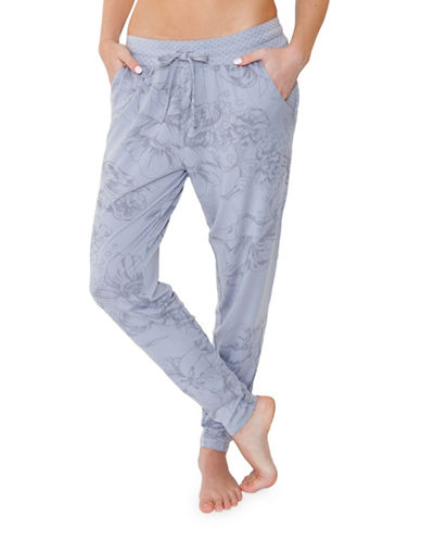 Paper Label Rosie Lounge Pants-LILAC GREY-Small 88942991_LILAC GREY_Small