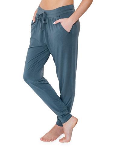 Paper Label Rosie Lounge Pants-BLUE-X-Large 89186640_BLUE_X-Large