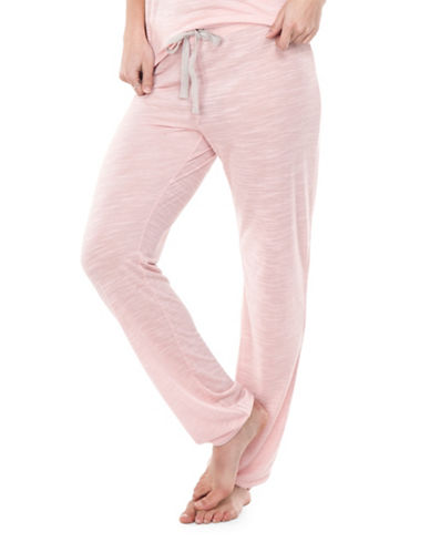 Paper Label Andie Jogger Pants-PINK-Medium