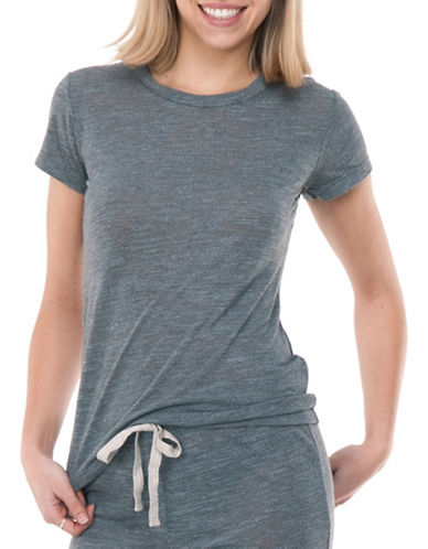 Paper Label Jen Baby Tee-GREY-Medium 89146670_GREY_Medium
