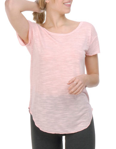 Paper Label Hayley Muse T-Shirt-PINK-Large