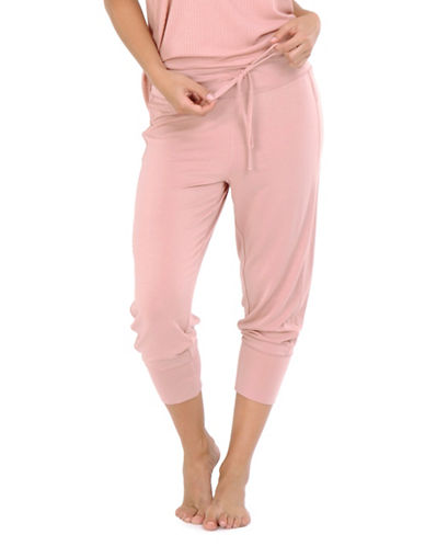 Paper Label Whitney Sweatpants-PINK-X-Small