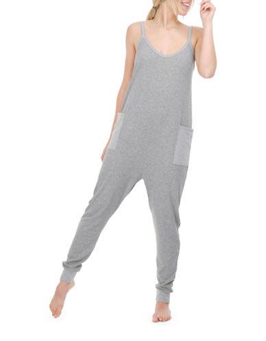 Paper Label Nicola Strappy Jumpsuit-GREY MIX-Medium 89451607_GREY MIX_Medium