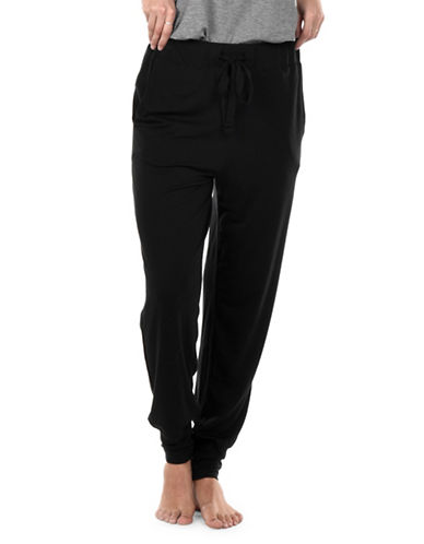 Paper Label Whitney Sweatpants-BLACK-Large 89852610_BLACK_Large