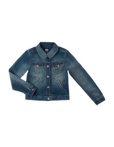 Levi'S New Attitude Denim Jacket-BLUE-Small 88700171_BLUE_Small