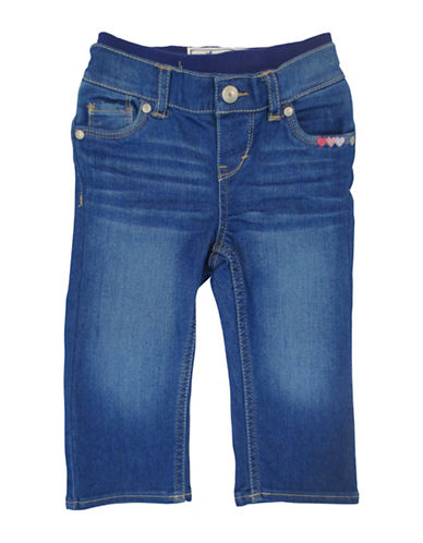 LeviS Brandi Skinny Jeans-BLUE-12 Months
