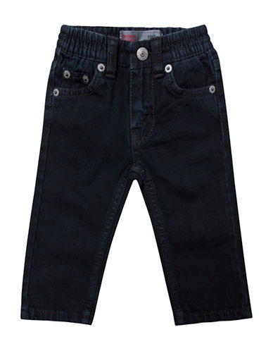LeviS Regular-Fit Jeans-BLACK-12 Months