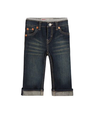 LeviS Murphy Pull-On Jeans-BLUE-24 Months