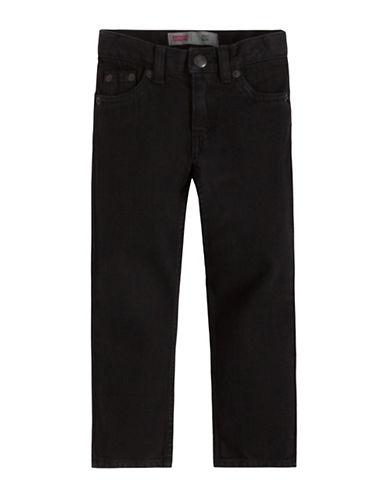 LeviS Denim Skinny Jeans-BLACK-3X