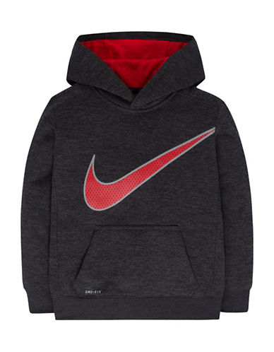 Nike Heather Fleece Hoodie-BLACK-6 88613772_BLACK_6