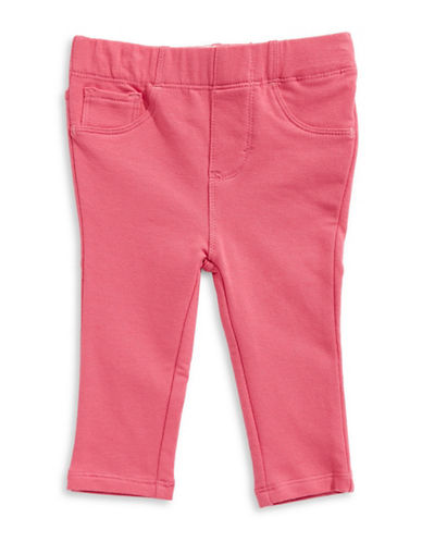 LeviS Addison French Terry Leggings-RED-18 Months