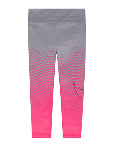 Nike Dri Fit Sport Wave Leggings-GREY-4X 88761497_GREY_4X