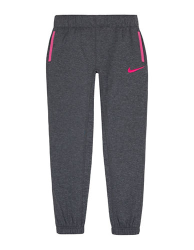 Nike Therma Tapered Pants-DARK GREY-4 88579253_DARK GREY_4