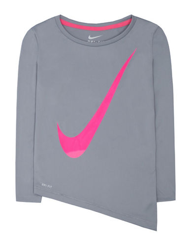 Nike Dri-Fit Side Slit Top-GREY-4 88579257_GREY_4