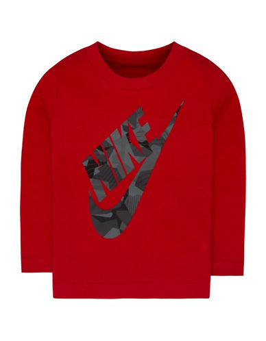 Nike Futura Sweatshirt-RED-4 88613769_RED_4