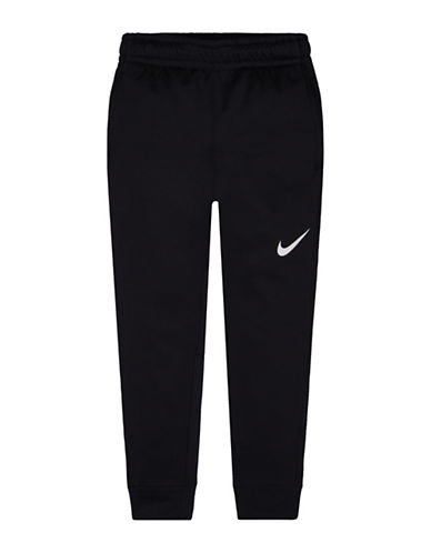 Nike Therma KO Fleece Tapered Jogger Pants-BLACK-4