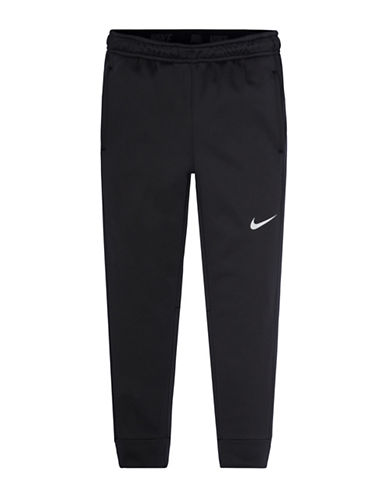 Nike Therma KO Fleece Tapered Jogger Pants-ANTHRACITE-7