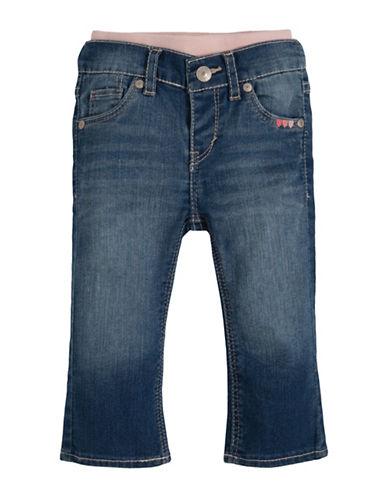 LeviS Brandi Skinny Pants-ICED BLUE-6-9 Months