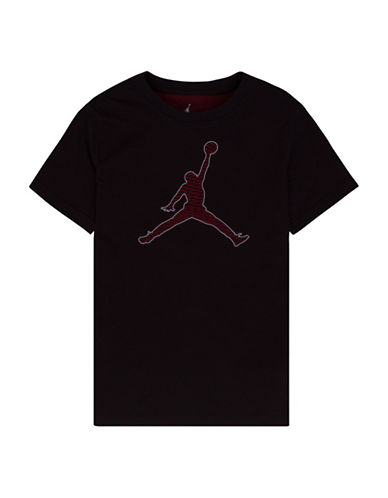 Jordan Jordan Dri-Fit T-Shirt-BLACK-Large 88664805_BLACK_Large