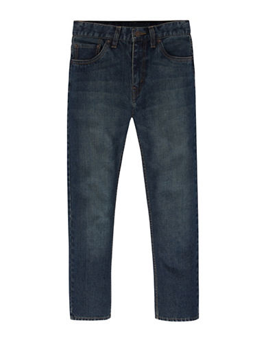 LeviS 505 Regular Fit Jeans-BLUE-12